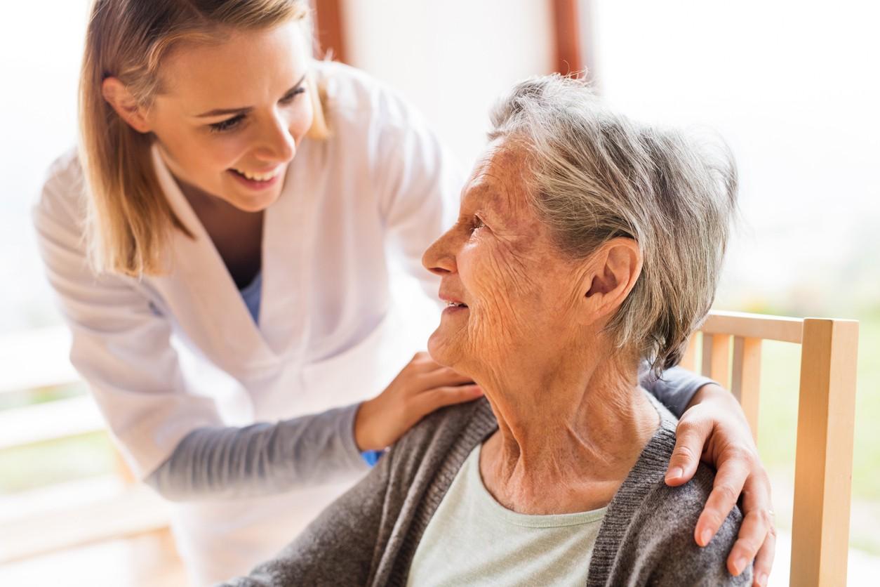 Funding For Senior Care